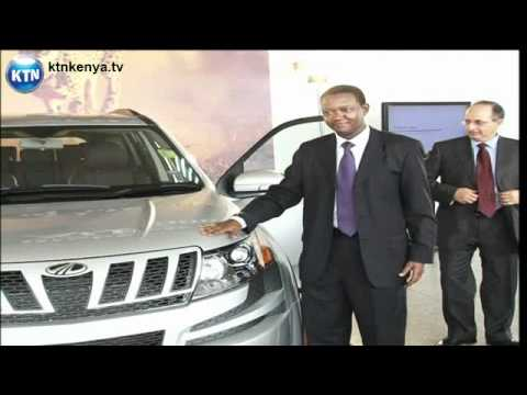 Mahindra back in Kenya