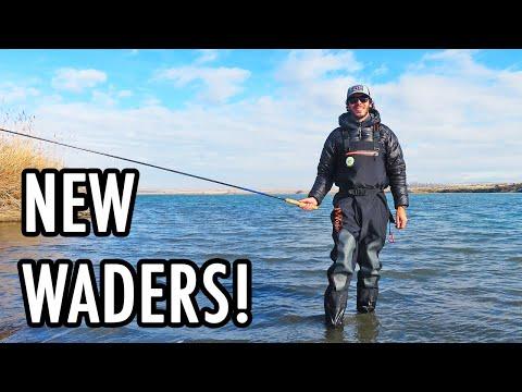 New Waders! IWader S1 Review