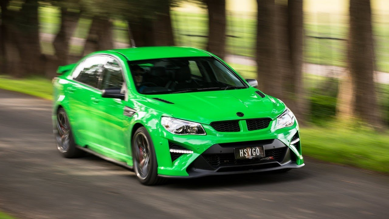 [HOT NEWS] 2017 Hsv Gtsr W1 Price And Review
