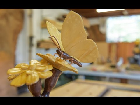 Woodworking, Flowers For Florence