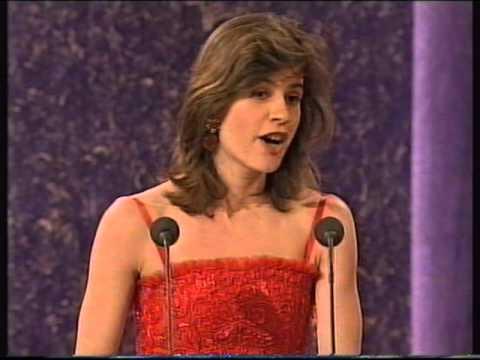 BAFTA award to Mike Leigh and Jeanne Moreau
