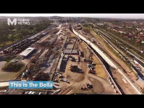 Sydney Metro - Bella Vista Dive