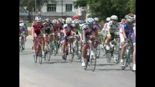Первенство России по велоспорту в Белорецке.