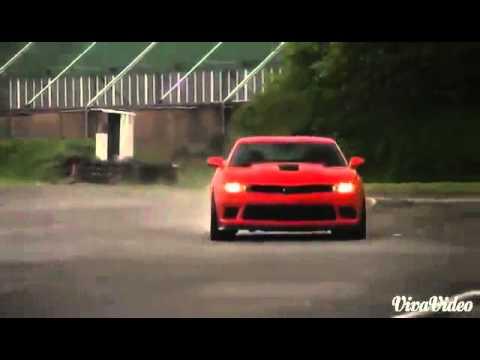 Chevrolet Camaro Drift and Speed