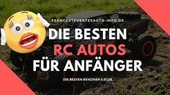 RC Auto für Anfänger (2018)🚘 - Günstiges💰💸 ferngesteuertes Auto für Beginner | schnell & stabil