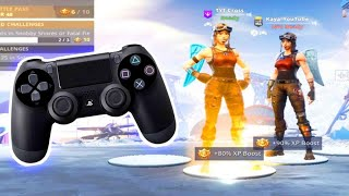 the most OG TRYHARD Fortnite CONSOLE duo EVER (2 Renegade Raider)