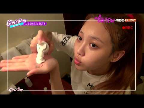[ENG SUB] Girl's Day's One Fine Day - Episode 3