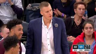 Brooklyn Nets vs New York Knicks | October 29, 2018