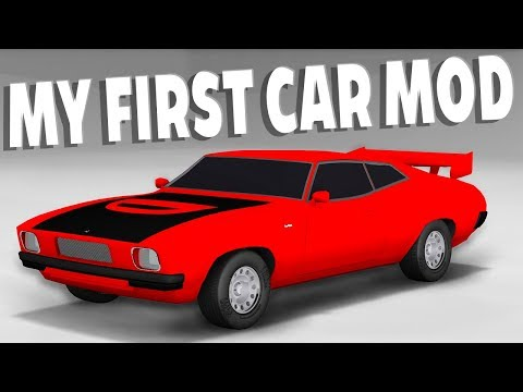 I MADE a Car Mod for BeamNG! Make Your Own Car Mod – BeamNG Drive