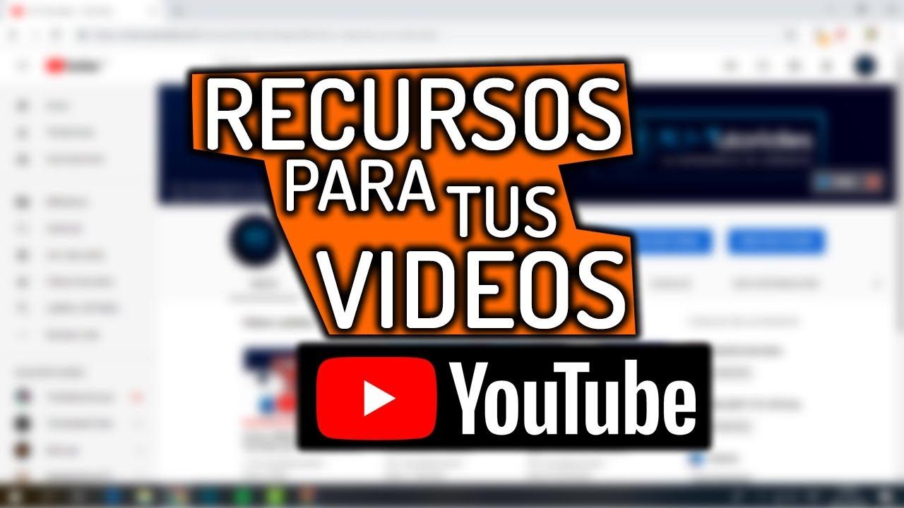 Descargar Imagenes Y Musica Sin Derechos De Autor Recursos Para Tus Videos De Youtube Youtube