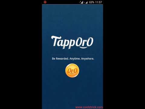 Tapporo Unlimited Earn Trick
