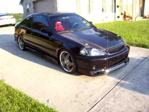 2000 honda civic si b16a2 mint YouTube