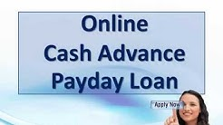 #1 Online Cash Advance Payday Loan - Fast Payday Loan