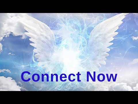 Connect With Your Spirit Guides Sleep Meditation  ★ Receive Messages & Blessings