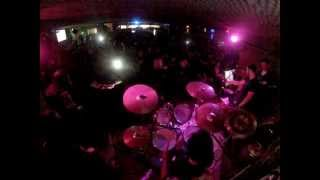 Black Sabbath - Iron Man (Cover) - Drum Cam HD