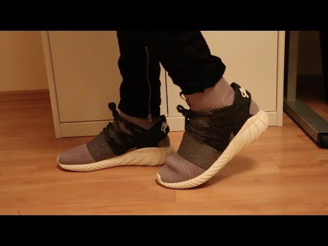 reputable site a7c0f 35eb0 Adidas| Consortium Tour | KITH | Tubular Doom Primeknit(Unboxing+ on feet)