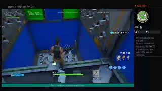 Madgreen4's fortnite helping a bot