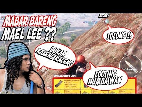 MABAR BARENG MAEL LEE ?? FT AUDREY FF & KHO PETRA - PUBG M FUNNY MOMENT PART 1