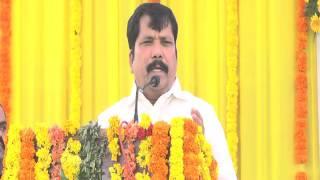 Chaman Saab Addresing In Chandranna Swayam Upadhi  Usthavalu Anantapur 12-3-2016