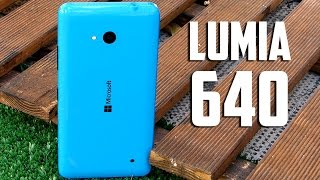 Microsoft Lumia 640, Review en español