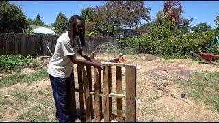 Gardening Hack with The Yisrael Family Urban Farm
