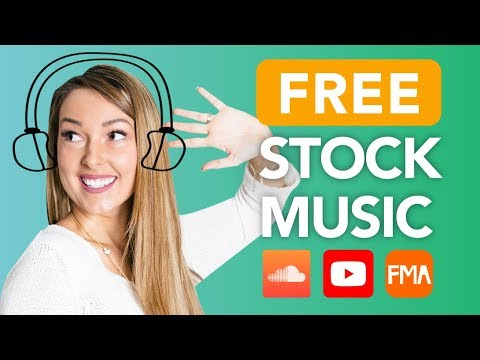 Where To Find Free Stock Music - Royalty Free Music For Your Videos