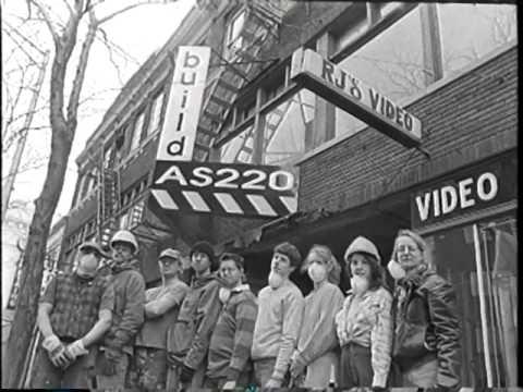 Geoff Adams AS220 Archive - Empire Street 16mm renovation