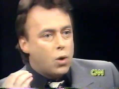 Christopher Hitchens and Ed Meese