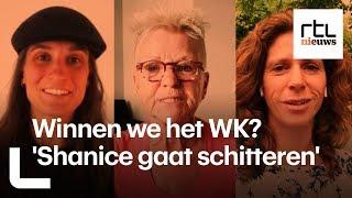 """""""Oranjeleeuwinnen maken kans om WK vrouwenvoetbal te winnen"""""""