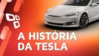 A história da Tesla - TecMundo