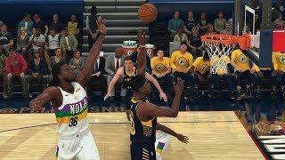 NBA 2K20 My Career EP 109 - Moses Quadruple Double!