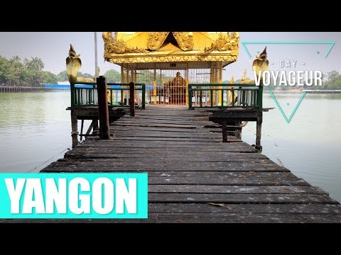Yangon (Rangoon) (Myanmar/Burma) : tourist guide in english - guide tour about this destination 🇲🇲