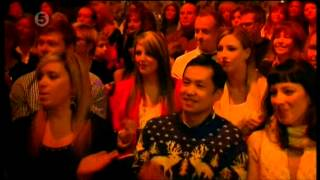 Michael Bublé Ft Mariah Carey : Christmas Special Sings all i want  for Xmas 2013 HQ