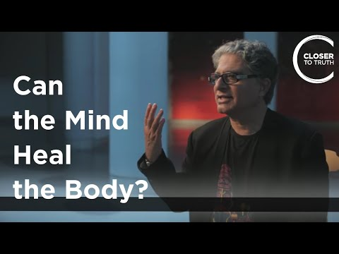 Deepak Chopra - Can the Mind Heal the Body?