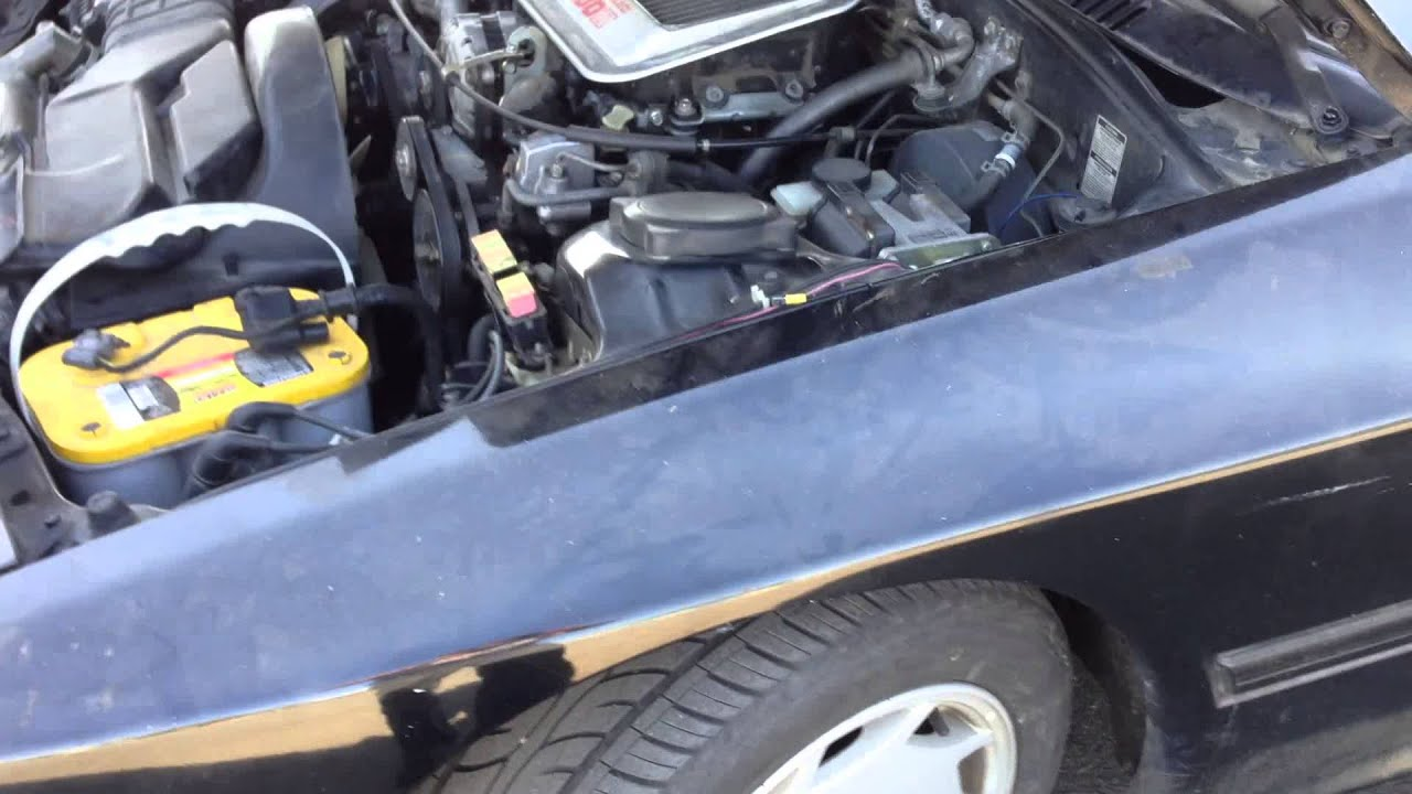 1987 Mazda RX7 FC Turbo 2 For Sale  YouTube