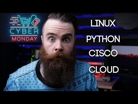 The tools to learn Python, Linux, Cisco 🔥🔥 HURRY