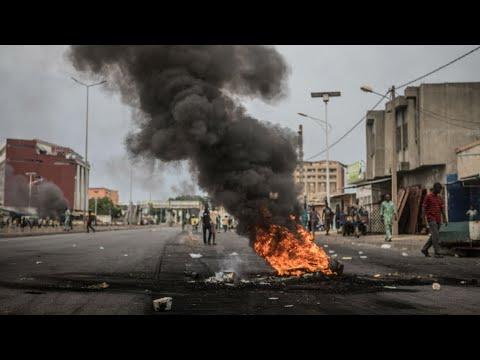 Calme tendu dans les rues de Cotonou au lendemain des violences au Bénin