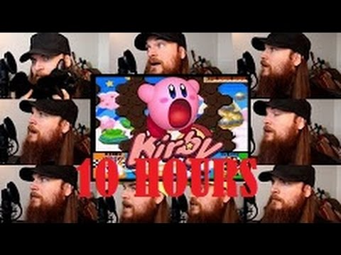 Kirby - Gourmet Race Acapella 10 hours(Smooth McGroove)