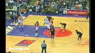 Allen Iverson Highlights vs Jason Kidd the Suns 97/98 *Derrick Coleman Game Winner!!