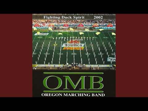 University of Oregon Fight Song