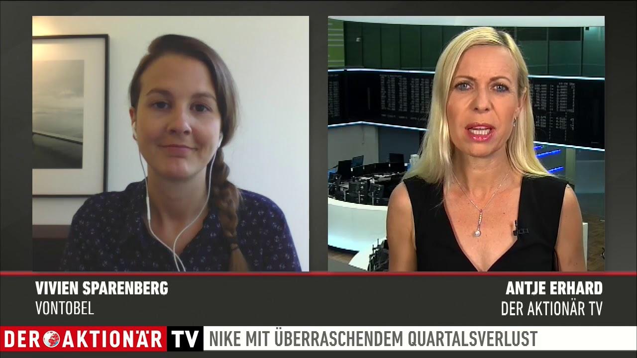 Unerwartete Verluste bei Nike: Zertifikate-Aktuell mit Vivien Sparenberg