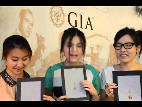 Students at GIA Thailand campus Part 1