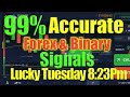 Iq Option Strategy - Free Forex & Binary 99% Winning Signals