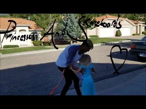 Princesses and Skateboards