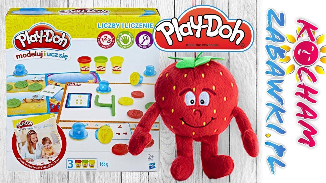 Gang Świeżaków 2 •  Liczby i liczenie • Play Doh modeluj i ucz się • Bajki i kreatywne zabawki