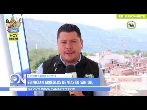 Oriente Noticias Primera Emisión  02 de Diciembre