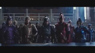 Великая стена — Русский трейлер 2 2017   Трейлеры