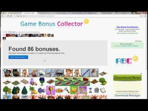 Game Bonus Collector walkthrough