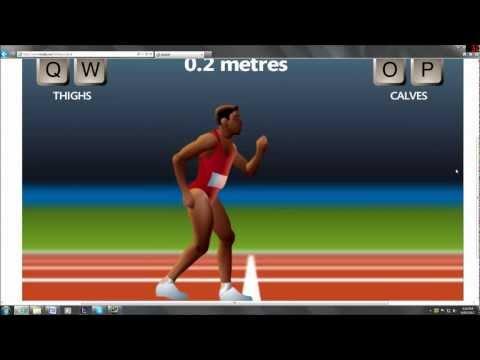 How to RUN in QWOP [TUTORIAL]