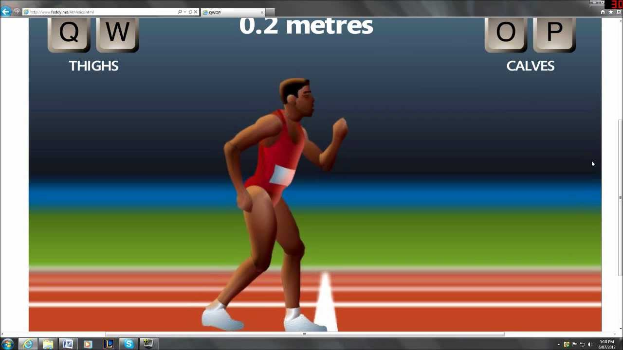 How to run in qwop tutorial youtube how to run in qwop tutorial ccuart Images